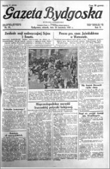 Gazeta Bydgoska 1931.04.21 R.10 nr 91