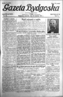 Gazeta Bydgoska 1931.04.23 R.10 nr 93
