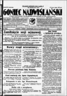 Goniec Nadwiślański 1926.10.05, R. 2 nr 229