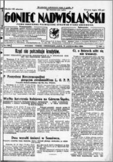 Goniec Nadwiślański 1926.10.15, R. 2 nr 238