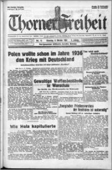 Thorner Freiheit 1939.10.03, Jg. 1 nr 12