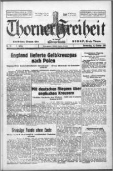 Thorner Freiheit 1939.10.12, Jg. 1 nr 20