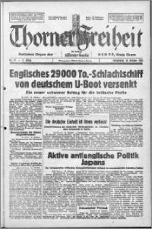 Thorner Freiheit 1939.10.14, Jg. 1 nr 22