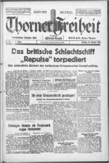Thorner Freiheit 1939.10.16, Jg. 1 nr 23