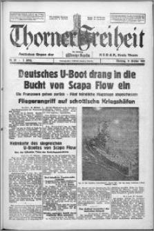 Thorner Freiheit 1939.10.17, Jg. 1 nr 24