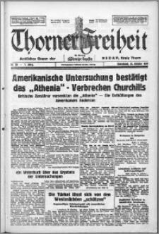 Thorner Freiheit 1939.10.21, Jg. 1 nr 28