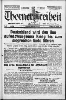 Thorner Freiheit 1939.10.25, Jg. 1 nr 31