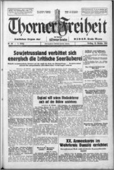 Thorner Freiheit 1939.10.27, Jg. 1 nr 33