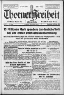 Thorner Freiheit 1939.10.28, Jg. 1 nr 34