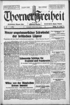 Thorner Freiheit 1939.10.30, Jg. 1 nr 35