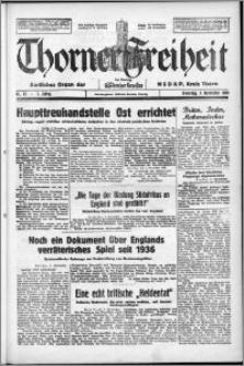 Thorner Freiheit 1939.11.07, Jg. 1 nr 42