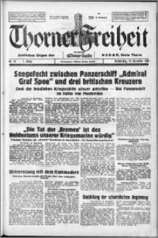 Thorner Freiheit 1939.12.14, Jg. 1 nr 74