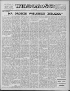 Wiadomości, R. 32 nr 45 (1650), 1977