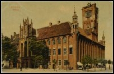 Toruń - Ratusz Staromiejski