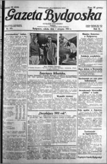 Gazeta Bydgoska 1931.08.01 R.10 nr 175
