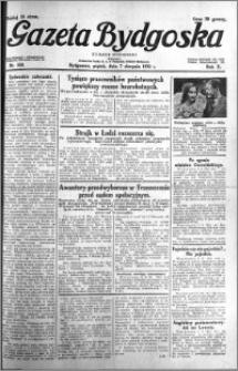 Gazeta Bydgoska 1931.08.07 R.10 nr 180