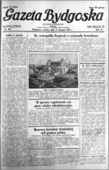 Gazeta Bydgoska 1931.08.08 R.10 nr 181