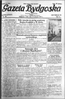 Gazeta Bydgoska 1931.08.12 R.10 nr 184