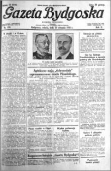 Gazeta Bydgoska 1931.08.22 R.10 nr 192