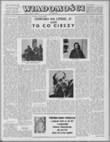 Wiadomości, R. 32 nr 48 (1653), 1977