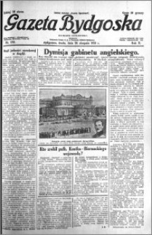 Gazeta Bydgoska 1931.08.26 R.10 nr 195