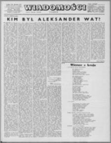 Wiadomości, R. 32 nr 49 (1654), 1977