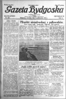 Gazeta Bydgoska 1931.10.04 R.10 nr 229