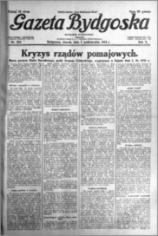 Gazeta Bydgoska 1931.10.06 R.10 nr 230