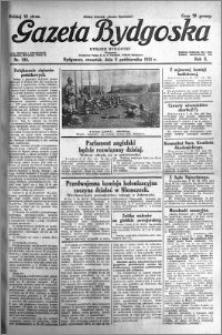 Gazeta Bydgoska 1931.10.08 R.10 nr 232