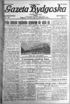Gazeta Bydgoska 1931.10.11 R.10 nr 235