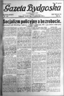 Gazeta Bydgoska 1931.10.13 R.10 nr 236