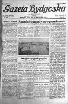 Gazeta Bydgoska 1931.10.14 R.10 nr 237