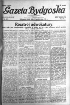 Gazeta Bydgoska 1931.10.16 R.10 nr 239