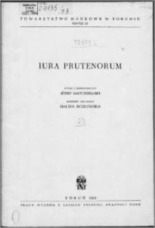 Iura Prutenorum
