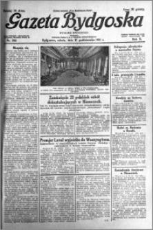Gazeta Bydgoska 1931.10.17 R.10 nr 240