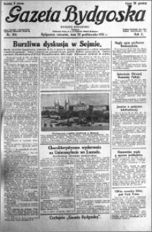 Gazeta Bydgoska 1931.10.22 R.10 nr 244