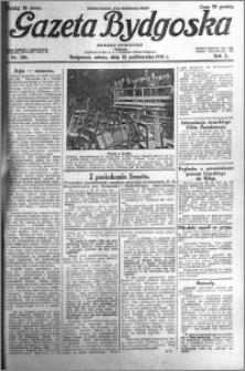 Gazeta Bydgoska 1931.10.24 R.10 nr 246