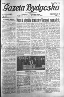 Gazeta Bydgoska 1931.10.27 R.10 nr 248