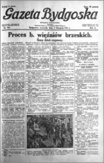 Gazeta Bydgoska 1931.11.05 R.10 nr 256