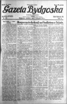 Gazeta Bydgoska 1931.11.08 R.10 nr 259