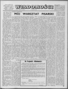 Wiadomości, R. 31 nr 1 (1553), 1976