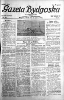 Gazeta Bydgoska 1931.12.15 R.10 nr 289