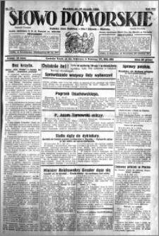 Słowo Pomorskie 1928.01.15 R.8 nr 12