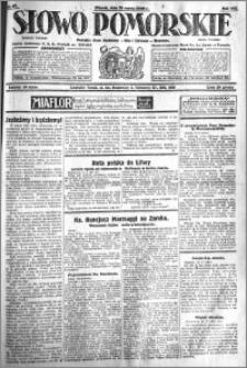 Słowo Pomorskie 1928.03.20 R.8 nr 66