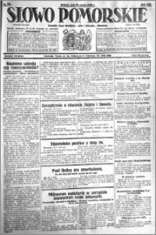 Słowo Pomorskie 1928.03.24 R.8 nr 70
