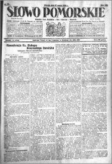 Słowo Pomorskie 1928.03.27 R.8 nr 72