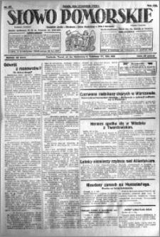 Słowo Pomorskie 1928.04.14 R.8 nr 87