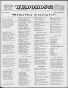 Wiadomości, R. 31 nr 19 (1571), 1976