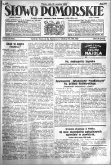 Słowo Pomorskie 1928.09.28 R.8 nr 224