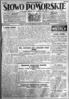 Słowo Pomorskie 1928.10.10 R.8 nr 234